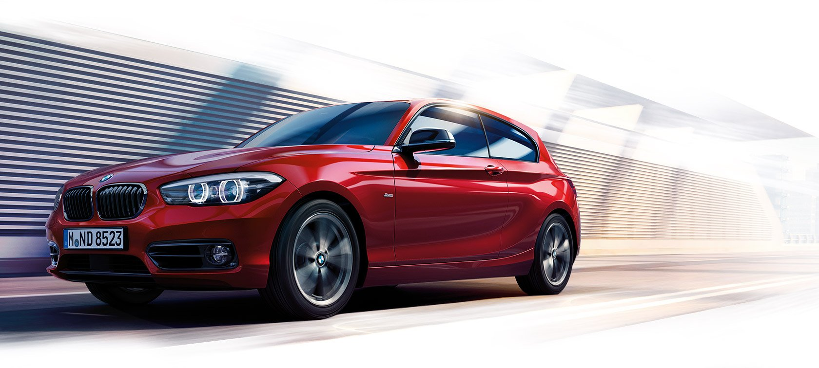 Bmw 1 series 3 door at a glance for 135i 3 door
