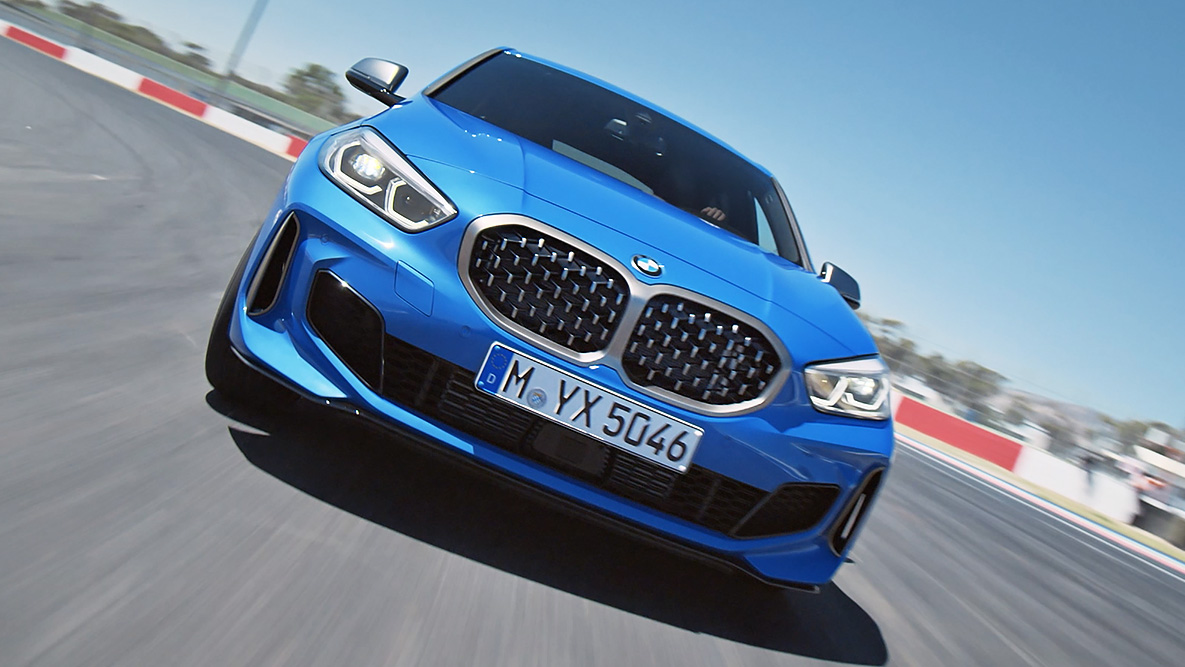 The Highlights Of The Bmw 1 Series At A Glance Bmw Com Au