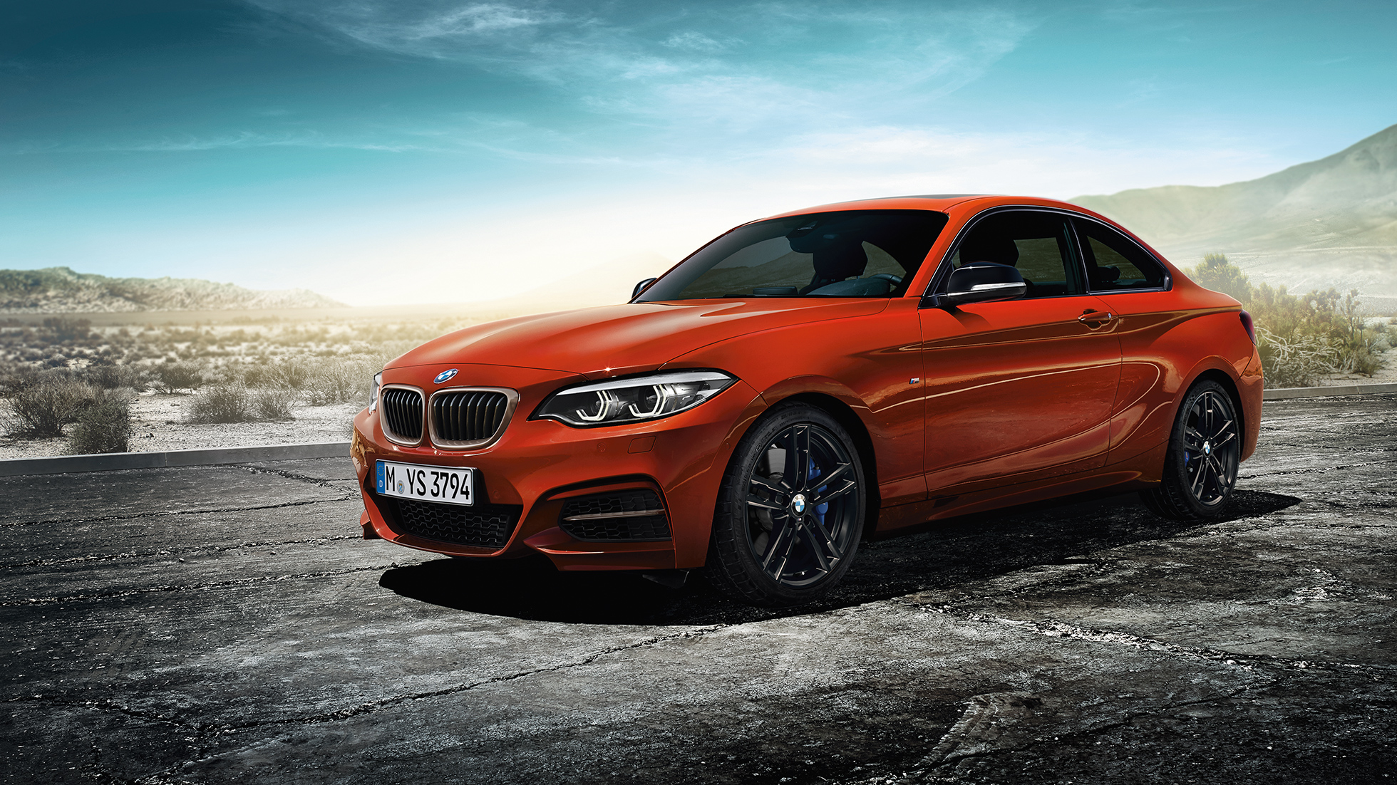 Bmw 2 Series Coupe Combines Sporty Dynamics And A High Degree Of Individuality Bmw Com Au