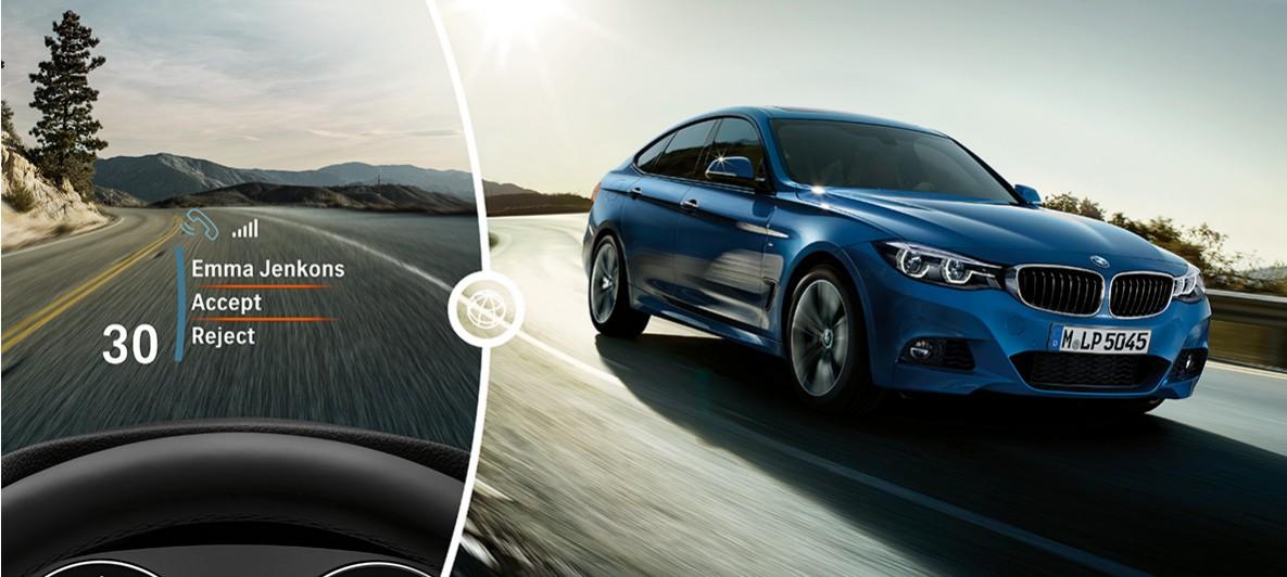 BMW 3 Series Gran Turismo  At a glance