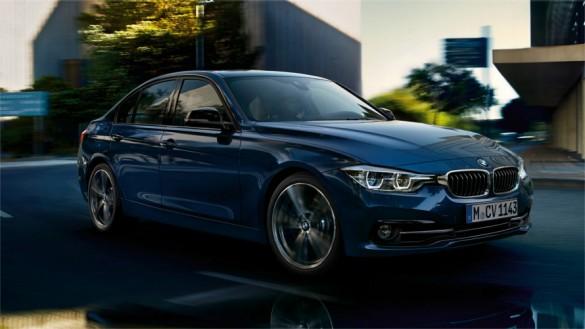 BMW 3 Series Sedan  At a glance