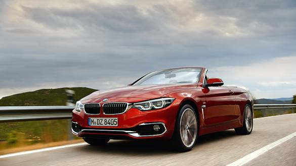 BMW 4 Series Convertible At a glance