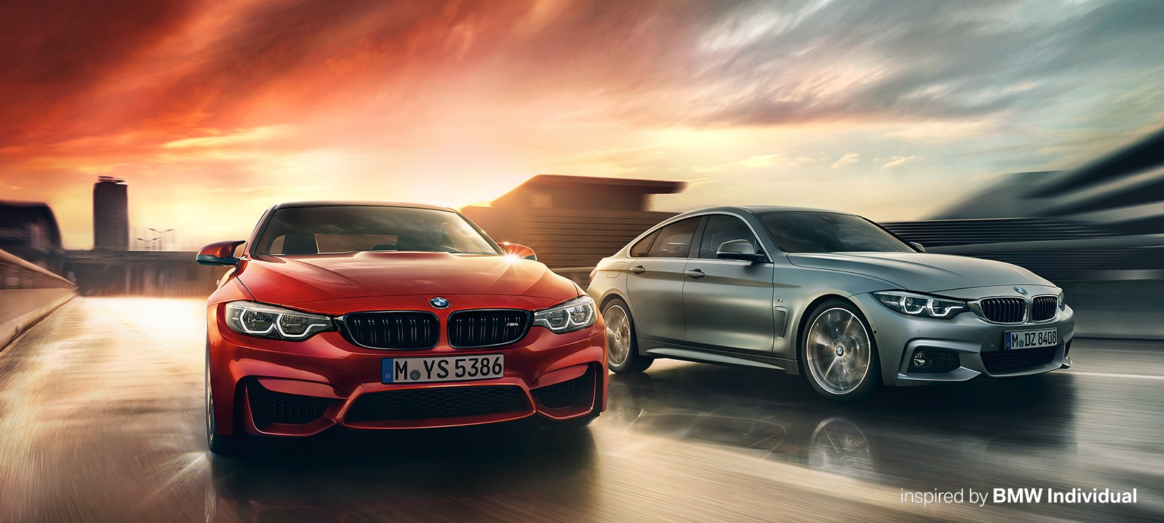 BMW 4 Series Coup At a glance