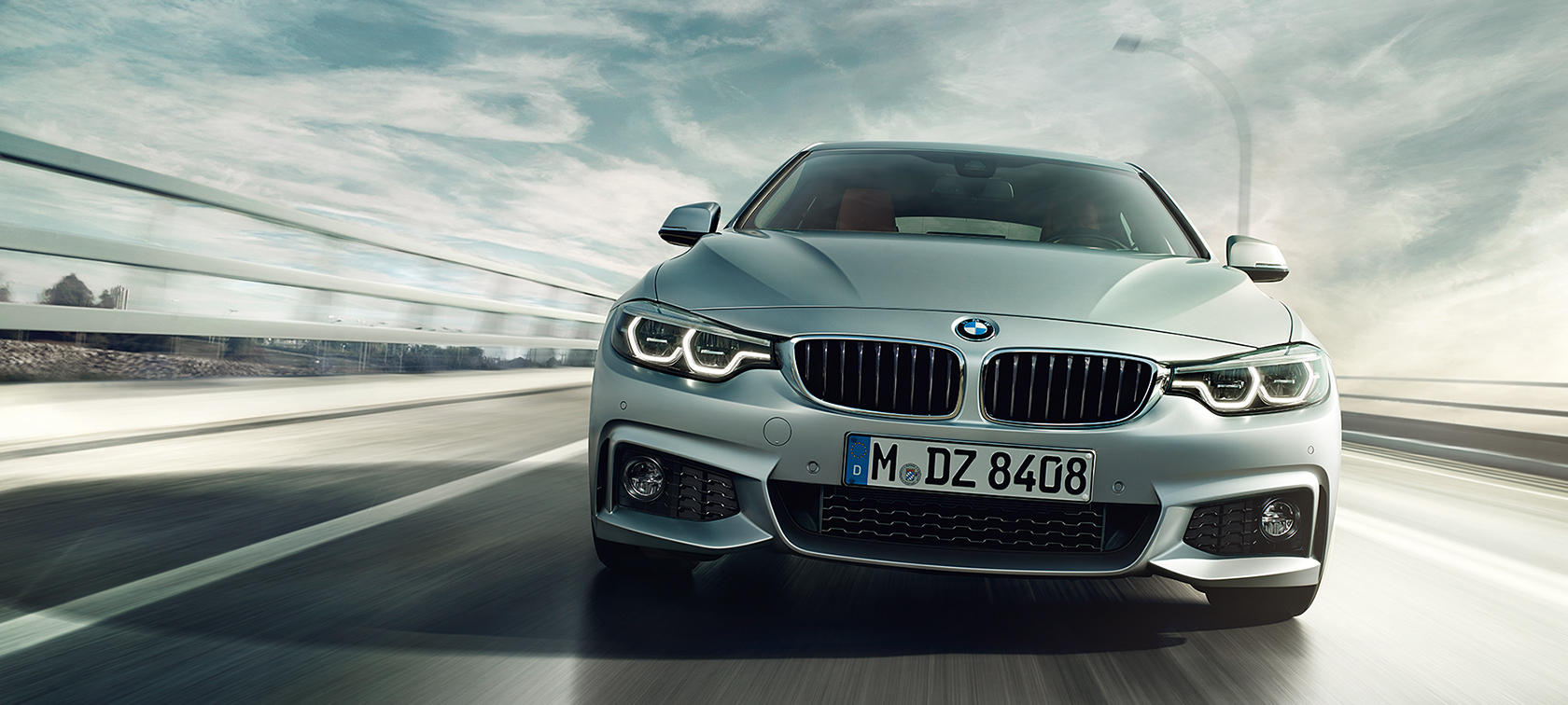 BMW 4 Series Gran Coup At a glance