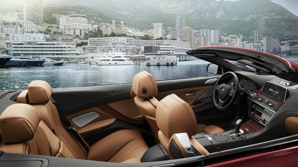 BMW 6 Series Convertible  At a glance