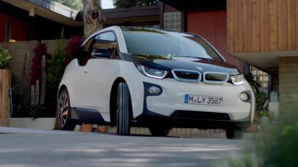 BMW i3  At a glance