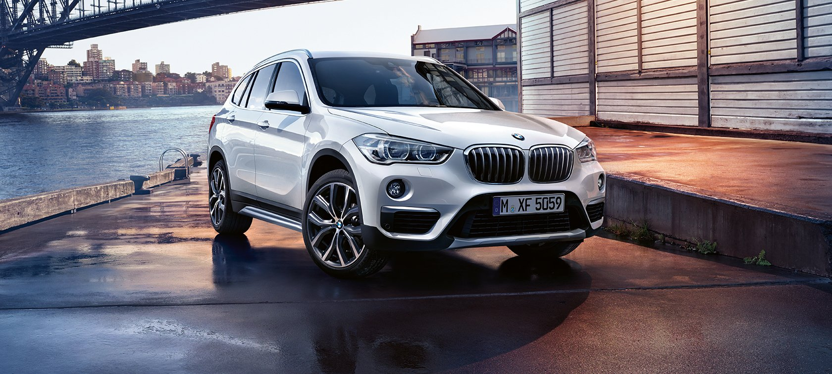 bmw x1 : at a glance