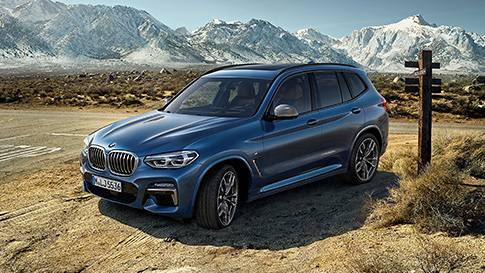der neue bmw x3 2017 new cars gallery. Black Bedroom Furniture Sets. Home Design Ideas