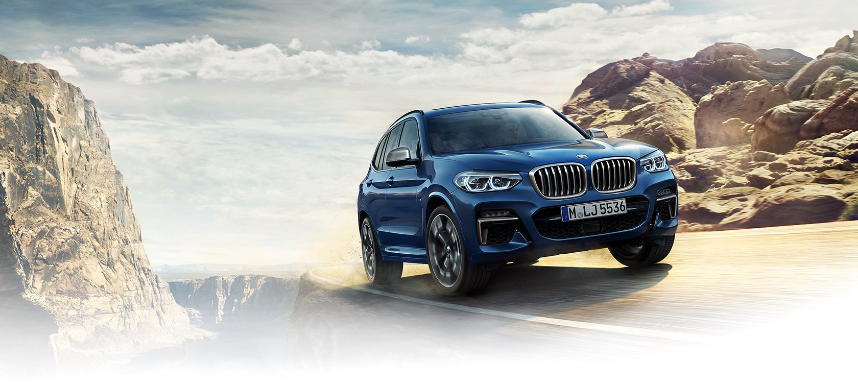 BMW X3 At a glance