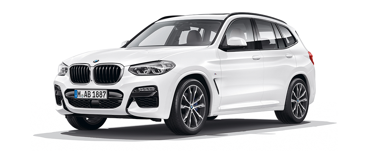 Corporate Bmw Website For The New X3 Much More Info