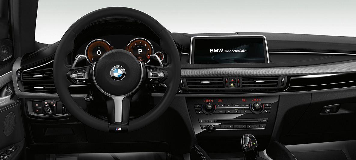 BMW X6  At a glance