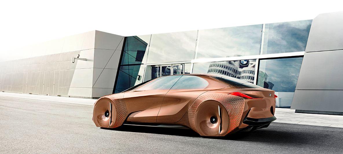BMW Next 100 At a glance