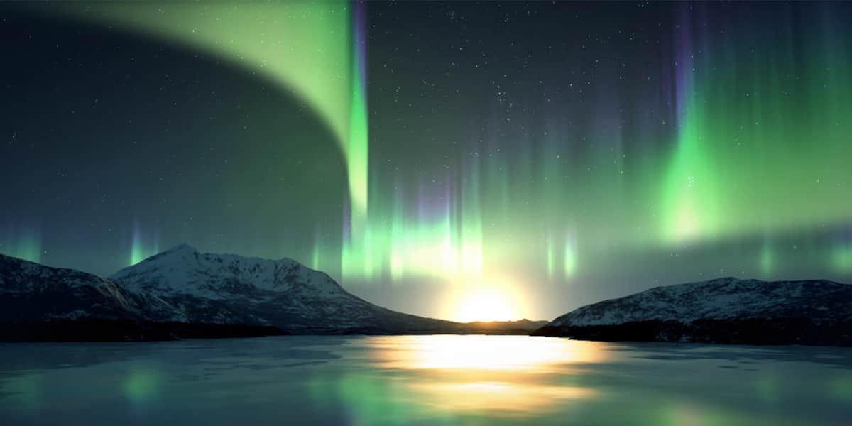 Natürliche Lichtquellen so entstehen polarlichter und andere naturphänomene | bmw