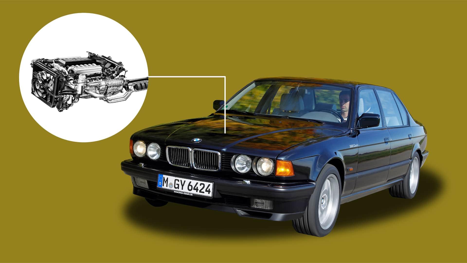 Unsere Besten Motoren Der Bmw Geschichte Bmw Com