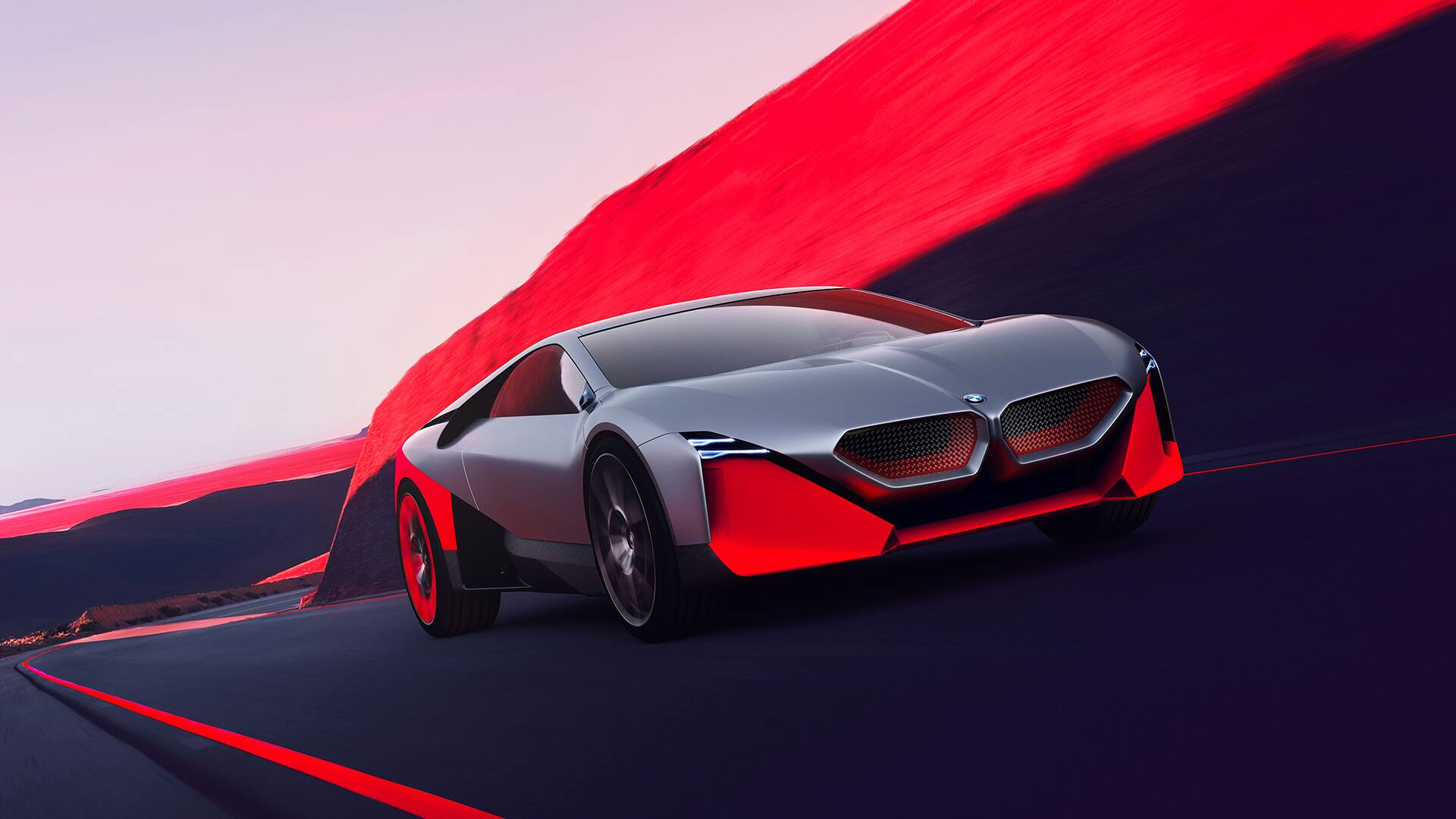Experience The Bmw Vision M Next Bmw Com