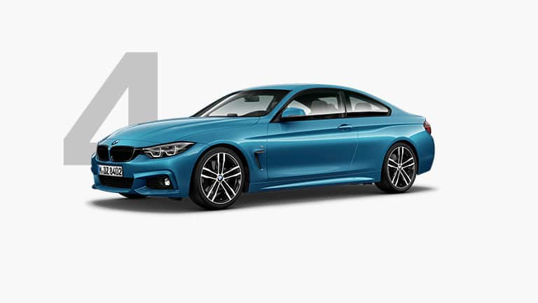 The Bmw 4 Series Coupe