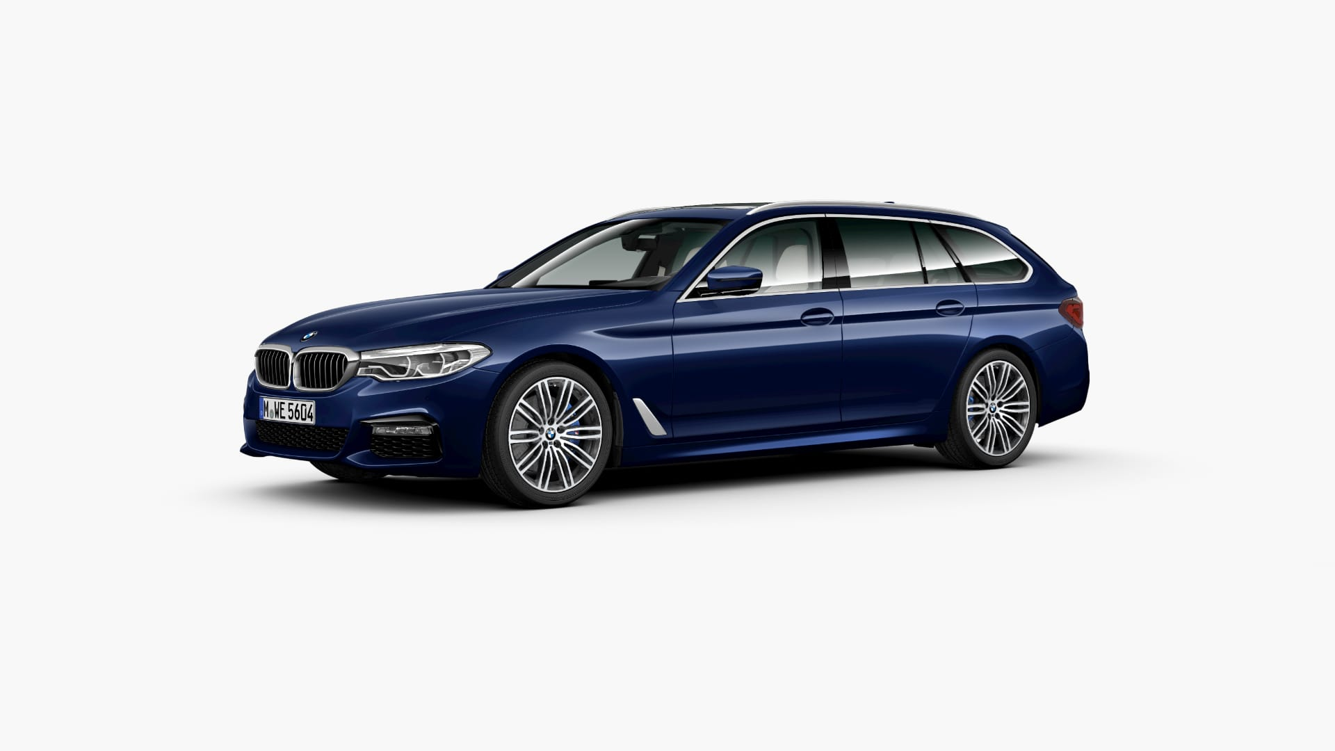 The Bmw 5 Series Touring
