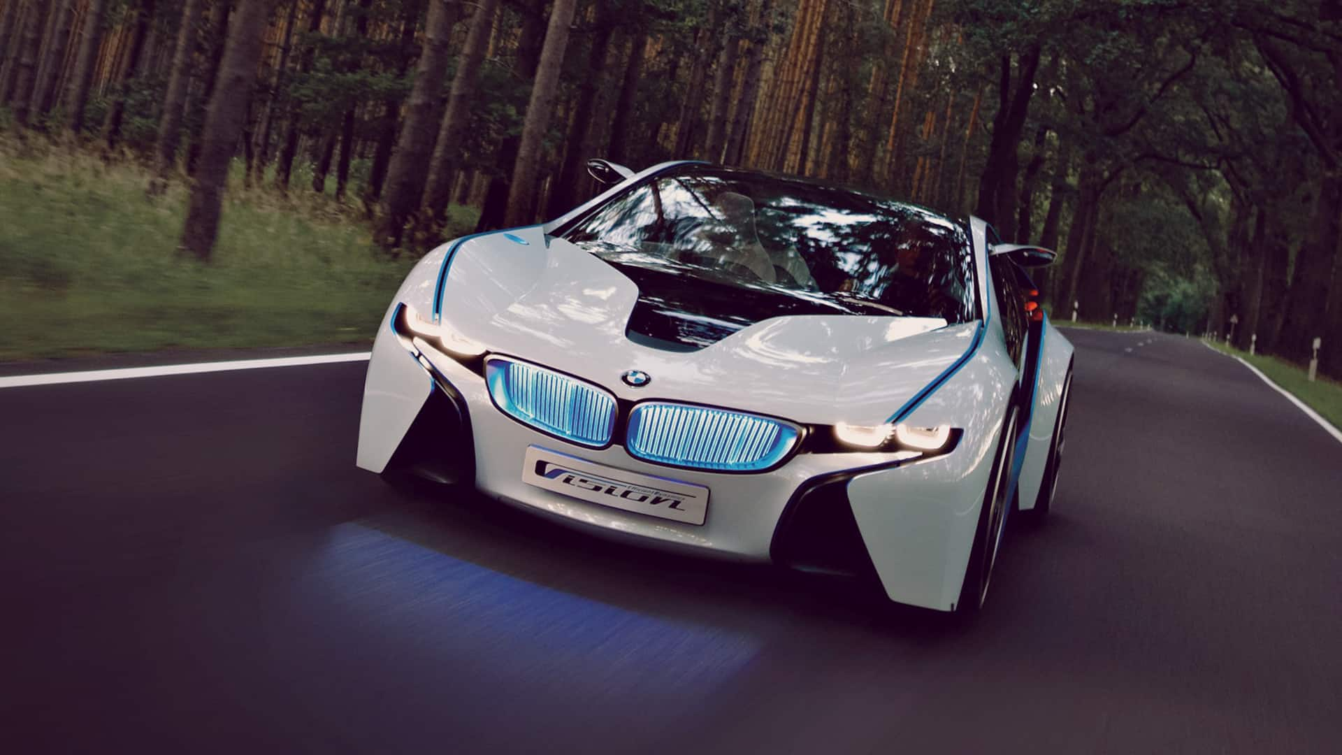 The BMW I8 Coupé: The New Generation Of The Plug In Hybrid