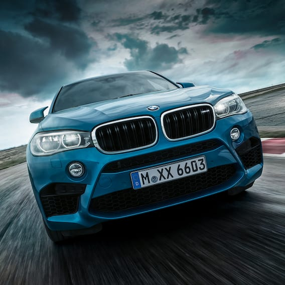 Bmw X6 Video Review: The BMW X6 M