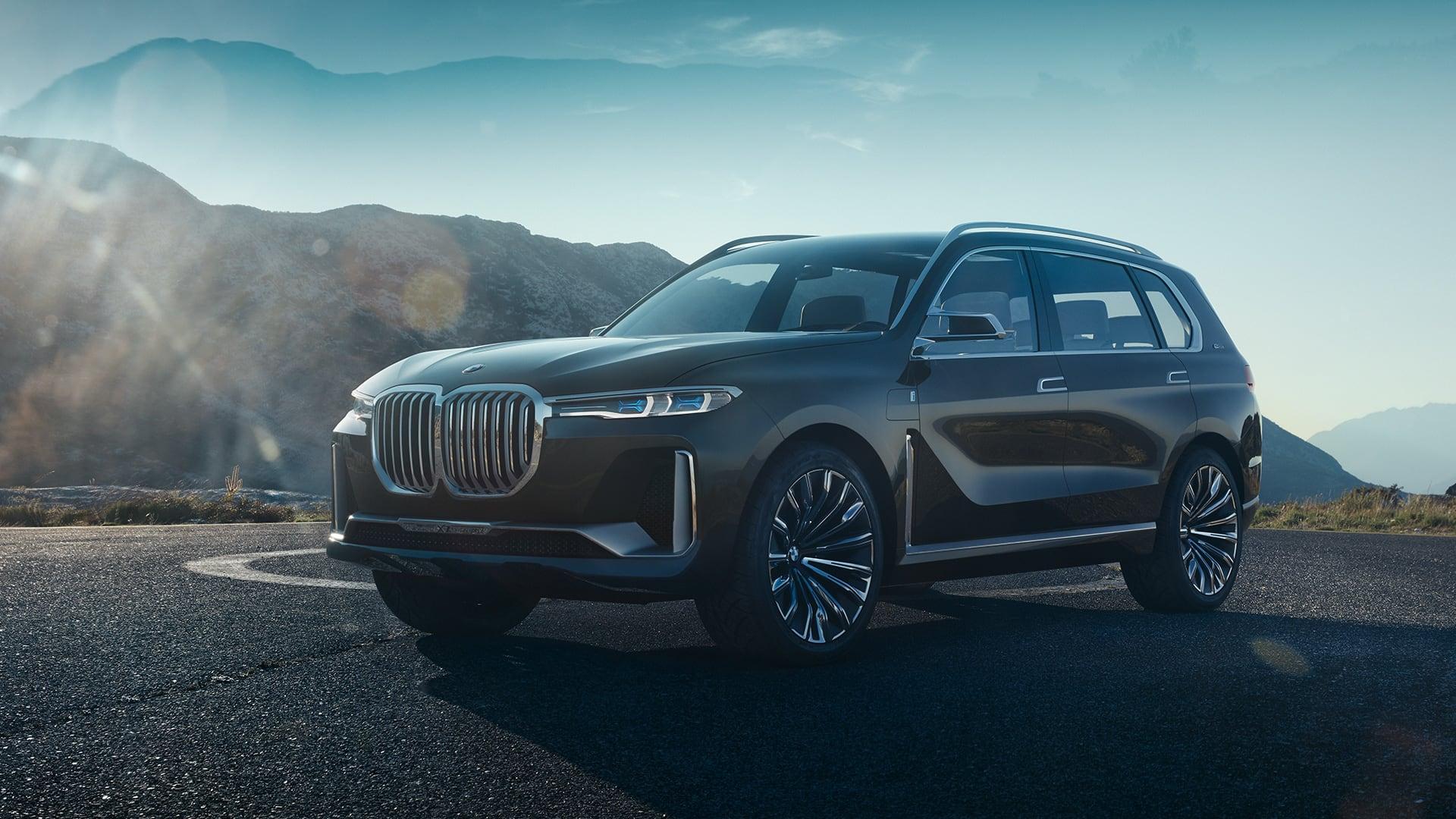 BMW الجديدة كليا