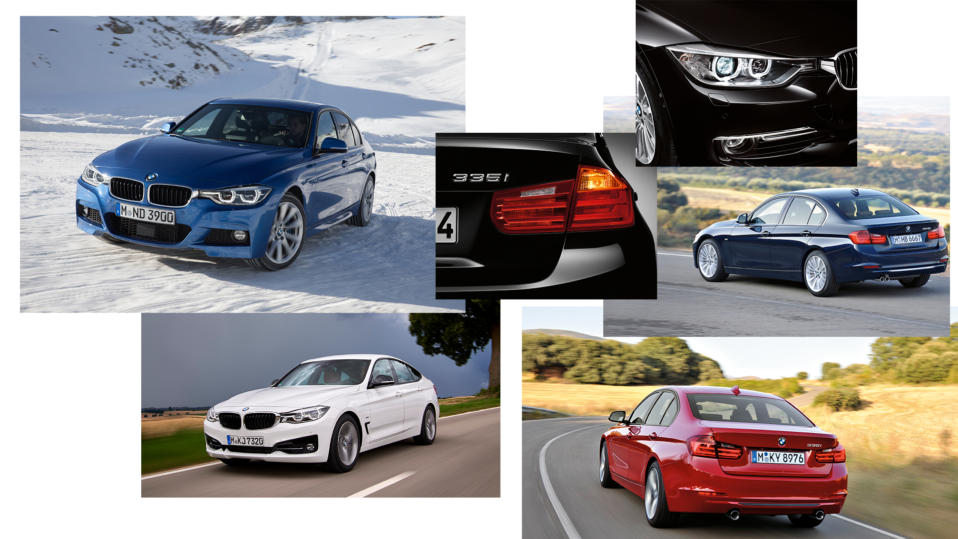 BMW 3 Series: a Journey through the Generations | BMW com