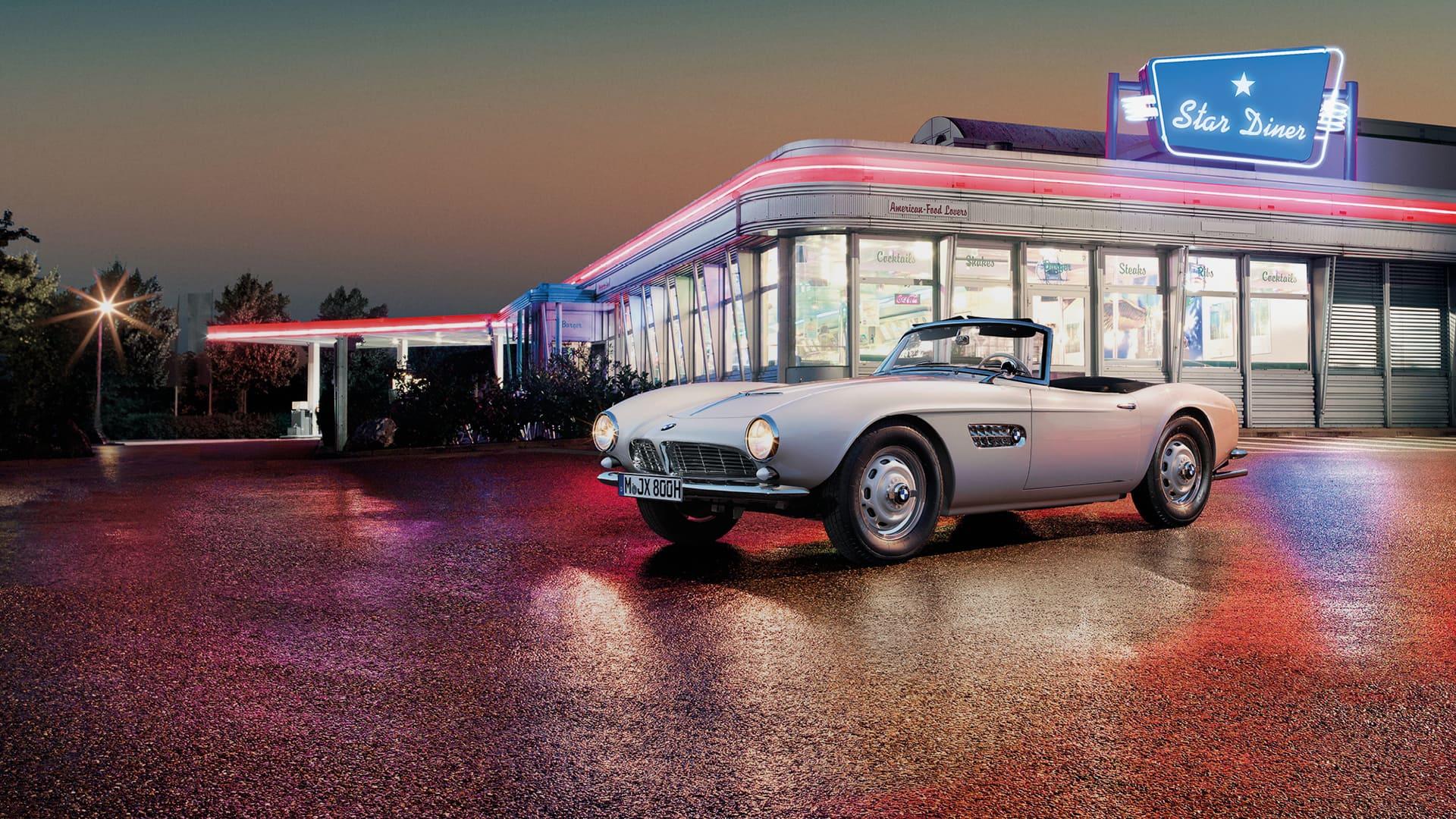 Erlkönige, Oldtimer, Moderne Kunst   Design auf BMW.com