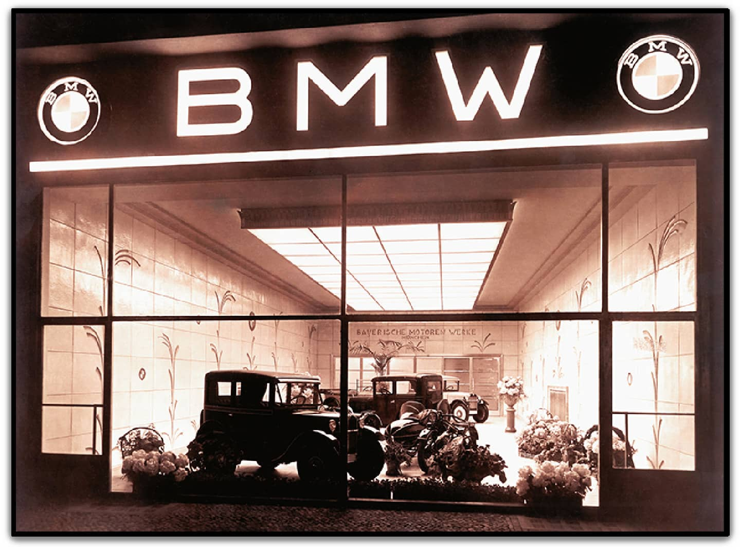 How The Bmw Name Was Created Bmw Com