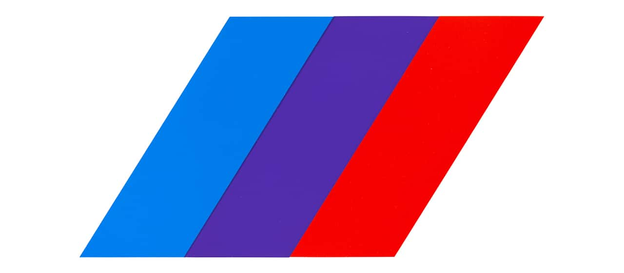 The History Of The Bmw M Logo And Its Colors Bmw Com