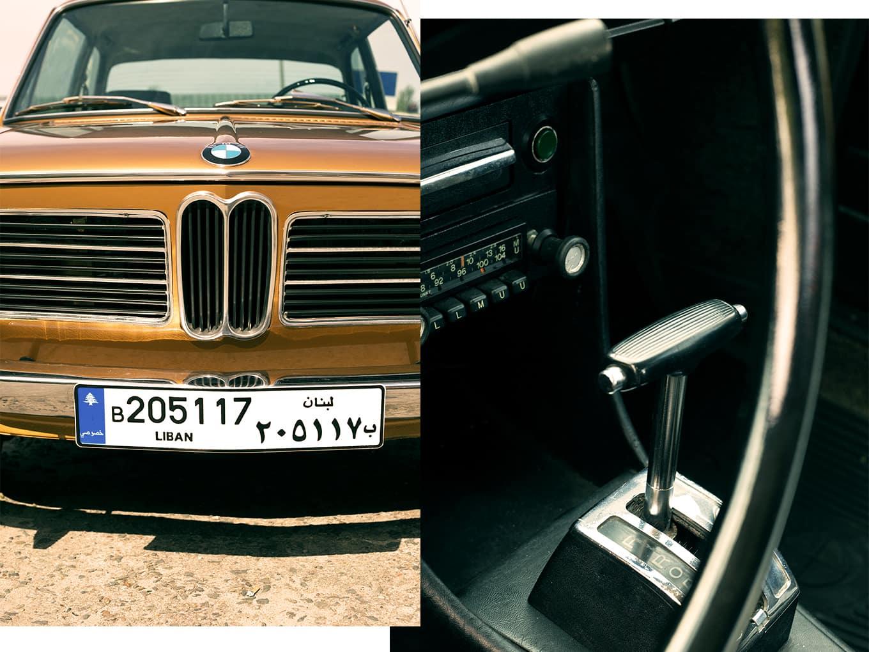 Bmw vintage car are