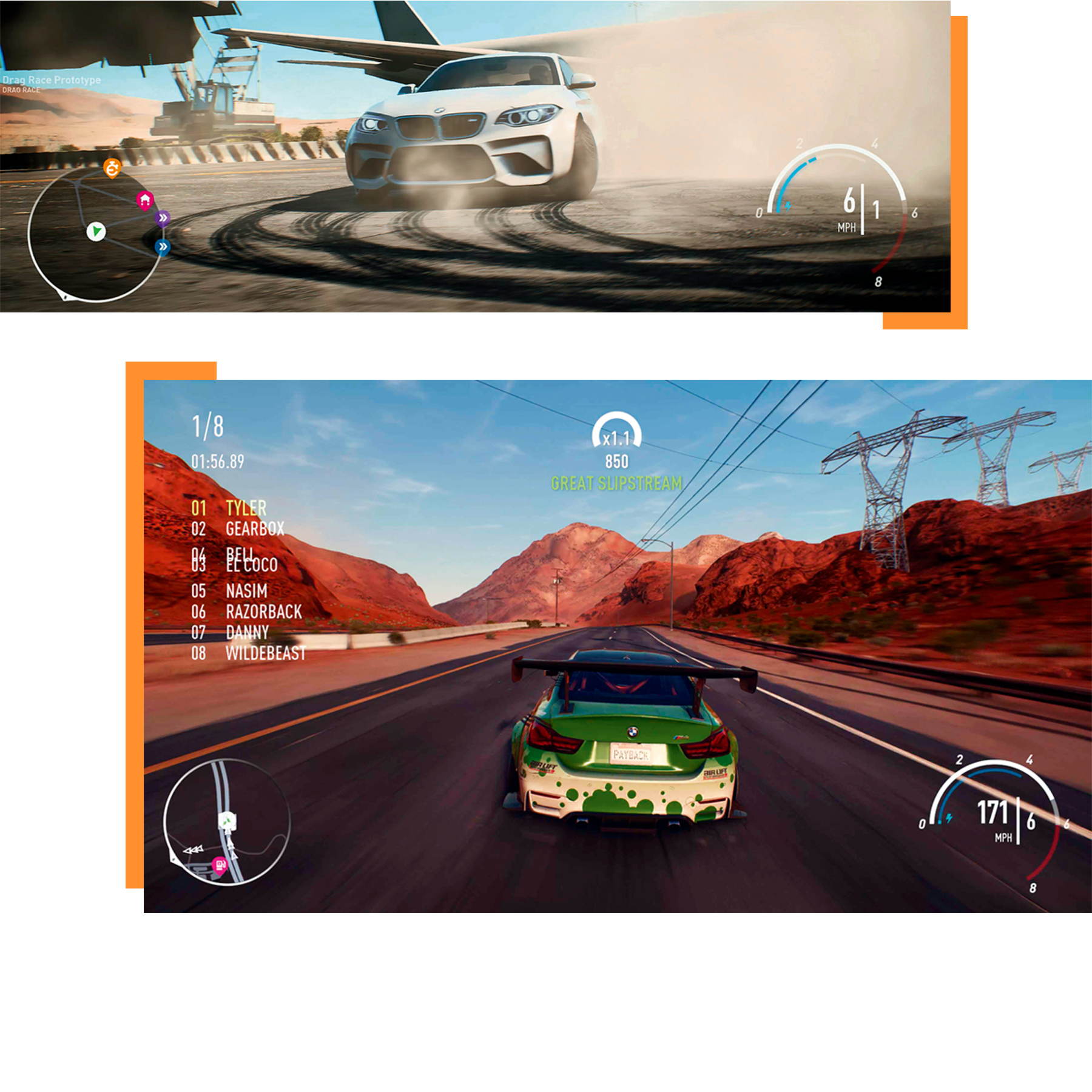 Need for Speed and the BMW M5 – a new era of racing game