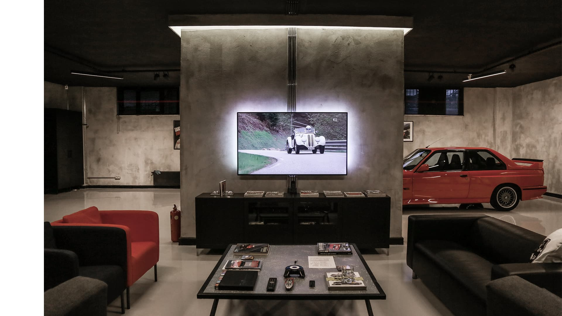 The World S Most Luxurious Collectors Car Garages Bmw Com