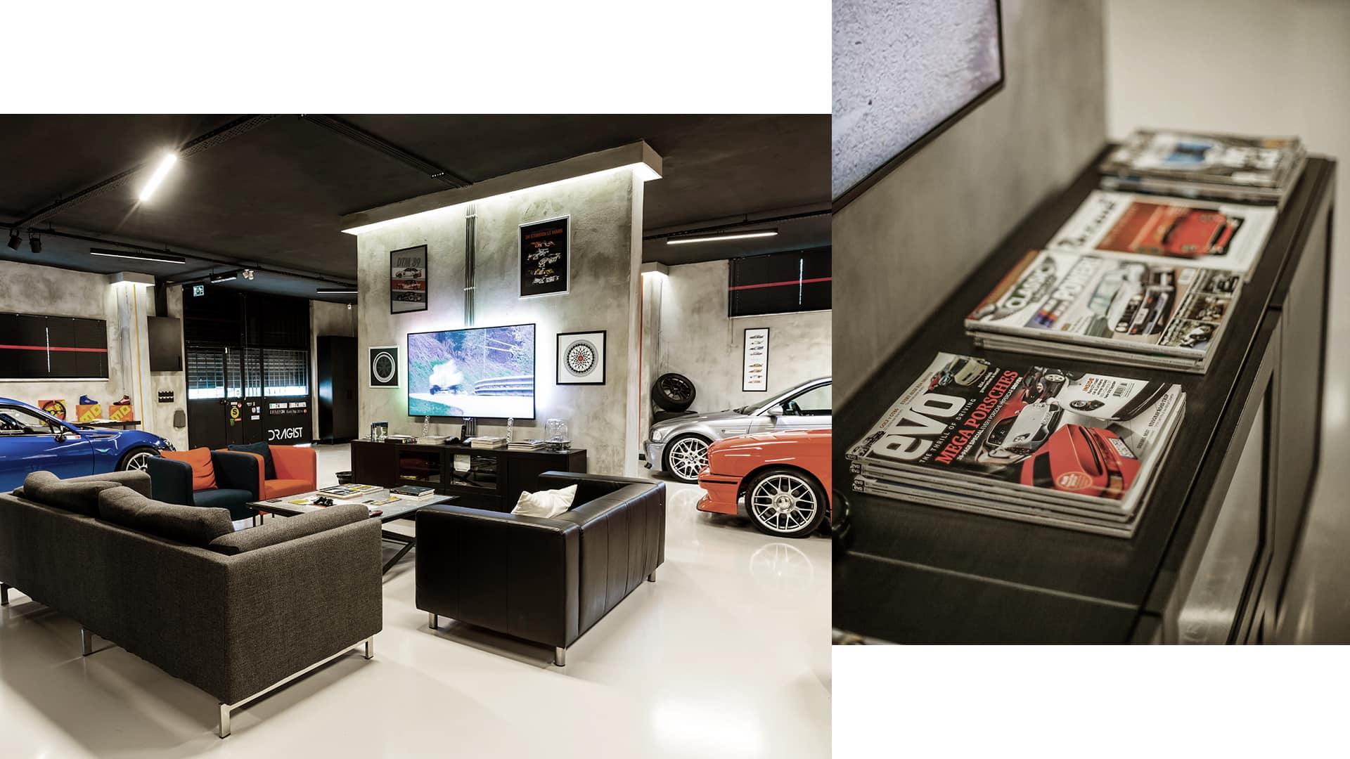 Die Aussergewohnlichsten Luxus Garagen Der Welt Bmw Com