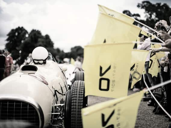 BMW Goodwood Festival of Speed