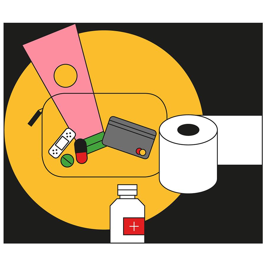 Verso Giusto Carta Igienica il necessario per un road trip negli stati uniti | bmw
