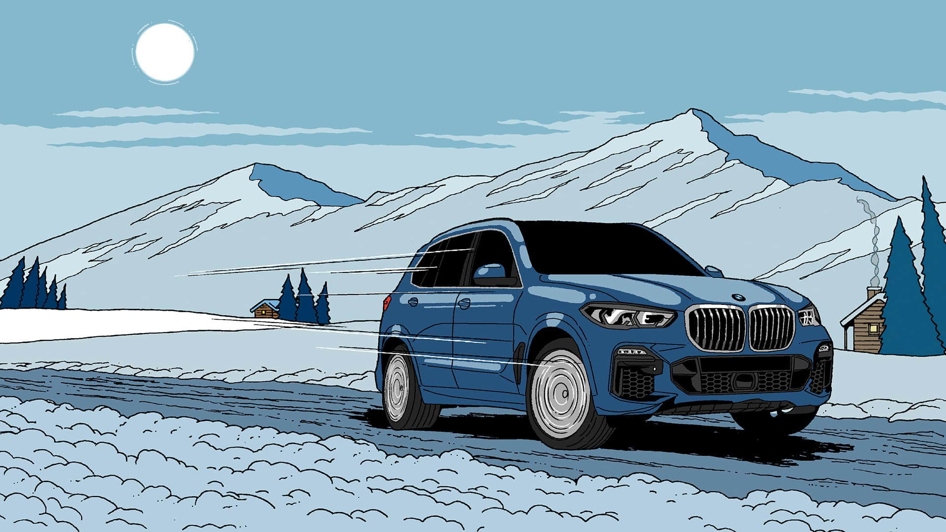 how to winterize your car   bmw