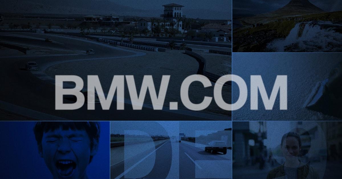 Bmw Com The International Bmw Website