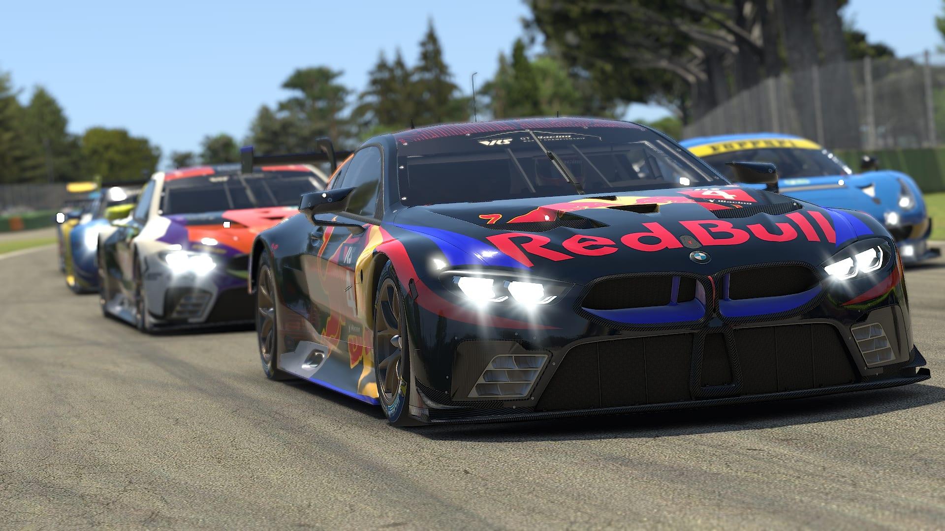 Deportes electrónicos para principiantes GT3