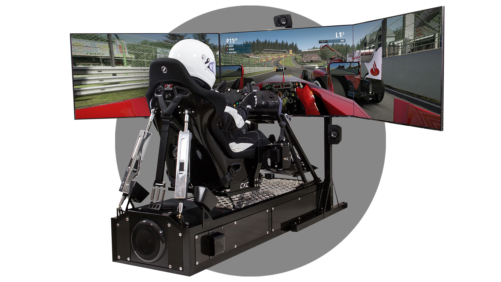 Sim Racing Perfectly Equipped For Racing Games Bmw Com